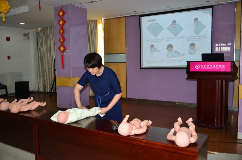 【课堂回顾】为妈妈解析安抚宝宝哭闹不止的方法和诀窍